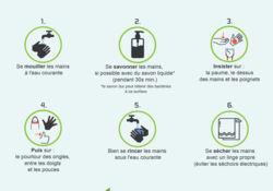 Covid, grippe, gastro : comment bien se laver les mains ?