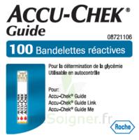 Accu-chek Guide Bandelettes 2 X 50 Bandelettes à Le Teich
