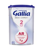 Gallia Bebe Expert Ar 2 Lait En Poudre B/800g à Le Teich