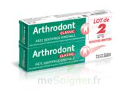 Pierre Fabre Oral Care Arthrodont Dentifrice Classic Lot De 2 75ml à Le Teich