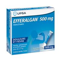 Efferalgan 500 Mg Glé En Sachet Sach/16 à Le Teich