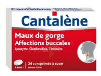 Cantalene, Comprimé à Sucer à Le Teich