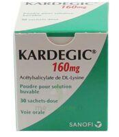Kardegic 160 Mg, Poudre Pour Solution Buvable En Sachet à Le Teich