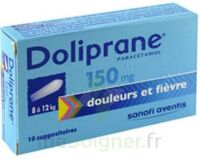 Doliprane 150 Mg Suppositoires 2plq/5 (10) à Le Teich