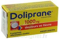 Doliprane 1000 Mg Comprimés Effervescents Sécables T/8 à Le Teich