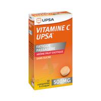 Vitamine C Upsa 500 Mg Fruit Exotique, Comprimé à Croquer à Le Teich