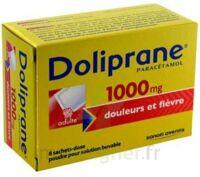 Doliprane 1000 Mg Poudre Pour Solution Buvable En Sachet-dose B/8 à Le Teich
