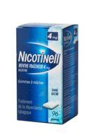 Nicotinell Menthe Fraicheur 4 Mg Sans Sucre, Gomme à Mâcher Médicamenteuse 8plq/12 à Le Teich