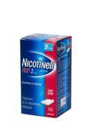 Nicotinell Fruit 2 Mg Sans Sucre, Gomme à Mâcher Médicamenteuse P/96 à Le Teich