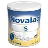 Novalac S 1 Lait En Poudre Satiétant 1er âge B/800g à Le Teich
