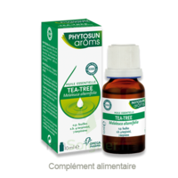 Phytosun Arôms Huiles Essentielles Tea-tree 10 Ml à Le Teich