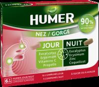 Humer Nez/gorge Jour&nuit 15 Comprimés à Le Teich