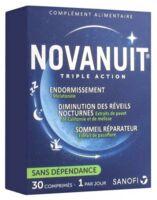 Novanuit Triple Action Comprimés B/30 à Le Teich