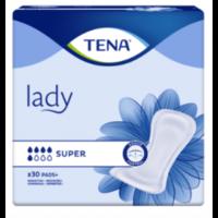 Tena Lady Protection Anatomique Adhésive Super Sachet/30 à Le Teich