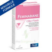 Pileje Feminabiane Cbu Flash - Nouvelle Formule 20 Comprimés à Le Teich