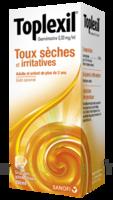 Toplexil 0,33 Mg/ml, Sirop 150ml à Le Teich
