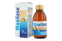 Maxilase Maux De Gorge Alpha-amylase 200 U.ceip/ml, Sirop Fl/125ml à Le Teich