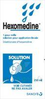Hexomedine 1 Pour Mille S Appl Loc Fl/250ml à Le Teich