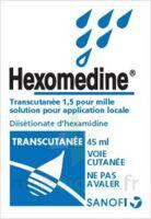Hexomedine Transcutanee 1,5 Pour Mille, Solution Pour Application Locale à Le Teich