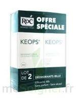 Keops Deodorant Bille Peaux Fragiles Lot De 2 à Le Teich