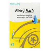 Allergiflash 0,05 %, Collyre En Solution En Récipient Unidose à Le Teich