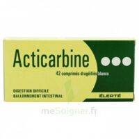 Acticarbine Comprimé Enrobé B/42 à Le Teich