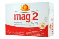 Mag 2 122 Mg S Buv En Ampoule Sans Sucre édulcoré à La Saccharine Sodique 30amp/10ml à Le Teich