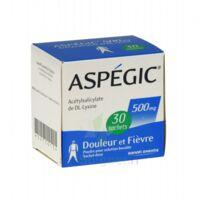 Aspegic 500 Mg, Poudre Pour Solution Buvable En Sachet-dose 30 à Le Teich
