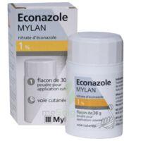 Econazole Mylan 1 % Pdr Appl Cut Fl/30g à Le Teich