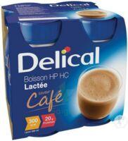 Delical Boisson Lactee Hp Hc, 200 Ml X 4 à Le Teich