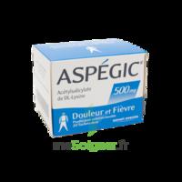 Aspegic 500 Mg, Poudre Pour Solution Buvable En Sachet-dose 20 à Le Teich