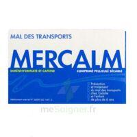 Mercalm, Comprimé Pelliculé Sécable à Le Teich