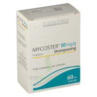 Mycoster 10 Mg/g Shampooing Fl/60ml à Le Teich