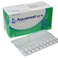Aquarest 0,2 %, Gel Opthalmique En Récipient Unidose à Le Teich