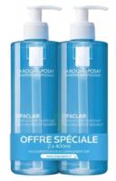 Effaclar Gel Moussant Purifiant 2*400ml à Le Teich