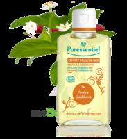 Puressentiel Articulations & Muscles Huile De Massage Bio** Effort Musculaire - Arnica - Gaulthérie - 100 Ml à Le Teich