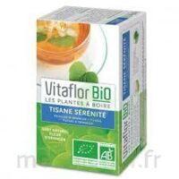 Vitaflor Bio Tisane Serenité à Le Teich