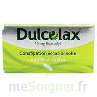 Dulcolax 10 Mg, Suppositoire à Le Teich
