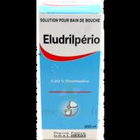 Eludrilperio 0,2 %, Solution Pour Bain De Bouche à Le Teich