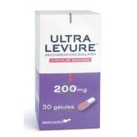Ultra-levure 200 Mg Gélules Fl/30 à Le Teich