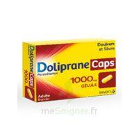 Dolipranecaps 1000 Mg Gélules Plq/8 à Le Teich