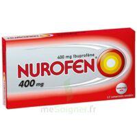 Nurofen 400 Mg Comprimés Enrobés Plq/12 à Le Teich