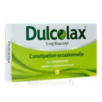 Dulcolax 5 Mg Comprimés Enrobés Gastro-résistants Plq/30 à Le Teich