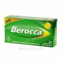 Berocca Comprimés Effervescents Sans Sucre T/30 à Le Teich