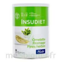 Insudiet Omelette Fromage Fines Herbes à Le Teich