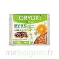 Oryoki Veggie Barre Cacao Orange B/2 à Le Teich