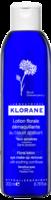 Klorane Soins Des Yeux Au Bleuet Lotion Florale Démaquillante 200ml à Le Teich
