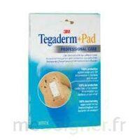 Tegaderm + Pad, 5 Cm X 7 Cm , Bt 5 à Le Teich