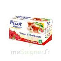 Picot Maman Tisane D'allaitement Fruits Rouges 20 Sachets à Le Teich