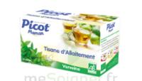 Picot Maman Tisane D'allaitement Verveine 20 Sachets à Le Teich